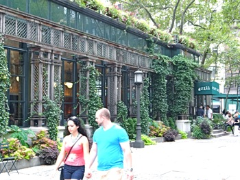 midtown restaurants near bryant park