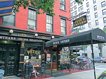 pubs restaurants in gramercy park midtown petes tavern gramercy park restaurants